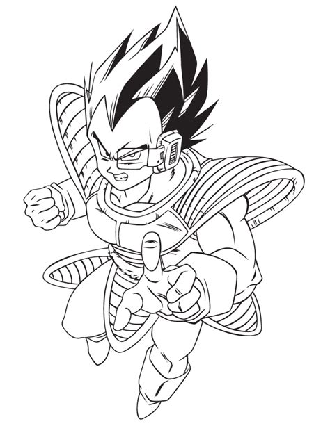 dragon ball z fusion coloring pages free coloring pages of traceable drawing of goku