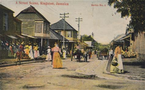 royal jamaica history jamaican history in postcards a parcel of ribbons
