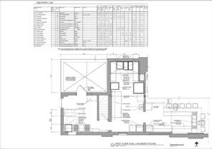 Kitchen Design Blueprints Commercial Kitchen Layout Exles Architecture Design