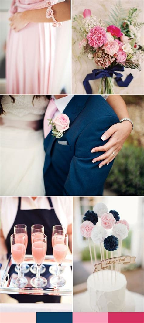 2016 Spring Wedding Color Trends Chapter One : Seven Pink