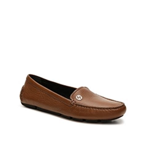 Flat Shoes Gucci W3581 Sale Tawar By Chat Grosir sale gucci leather driving moccasin dsw