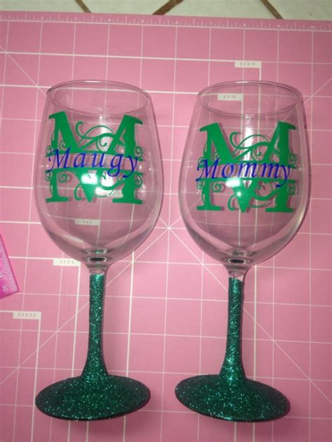 cranberry raspberry lime mocktails diy monogram wine glass charms erin spain diy monogram glass do it your self