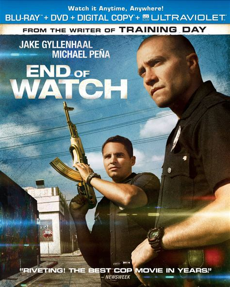 film blu ray end of watch dvd release date january 22 2013