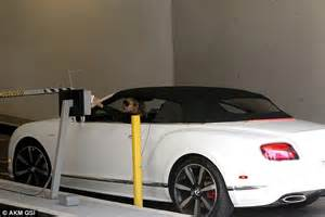 khloe new car disick takes kourtney to visit baby west