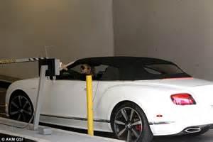 kourtney new car disick takes kourtney to visit baby west