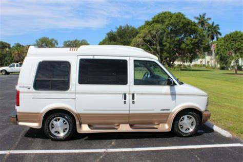 auto air conditioning repair 1995 chevrolet astro electronic throttle control purchase used 1995 chevrolet astro 3 door 4 3l converted cervan ready to go in sarasota
