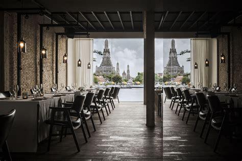 best restaurants design sala rattanakosin archdaily