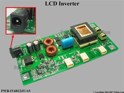 Inverter Lcd 5 sumida pwb iv60124t a5 lcd monitor tv inverter pwb iv60124t a5 pwb iv60124t a4