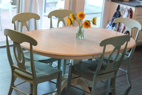 Refinishing Kitchen Table With Pictures ? Decor Trends