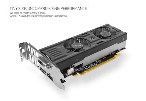 Murah Galax Nvidia Geforce Gtx 1050 Oc 2gb Ddr5 Single Fan gtx1050 oc lp 2gb galax geforce gtx 1050 oc lp 2gb 128