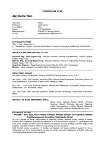 Sle Journeyman Electrician Resume by Self Employed Electrician Resume Sales Electrician Lewesmr
