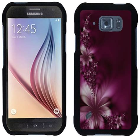 Casing Hp Samsung C5 Colorful Flower Custom Hardcase for samsung galaxy s6 active design slim fit phone cover ebay