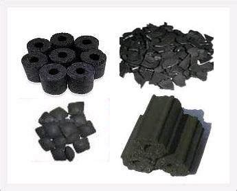 Briket Kayu Wood Briquettes coconut shell charcoal briquette from doonamoo