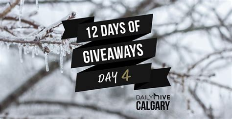 12 Days Of Giveaways Tickets - 12 days of giveaways tickets and jerseys for flames hitmen roughnecks daily hive