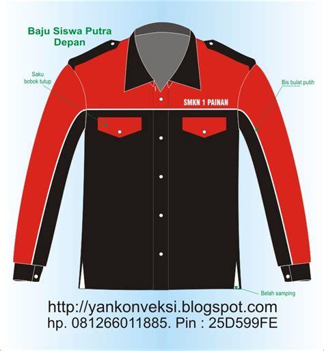 desain jaket paskibra konveksi yan