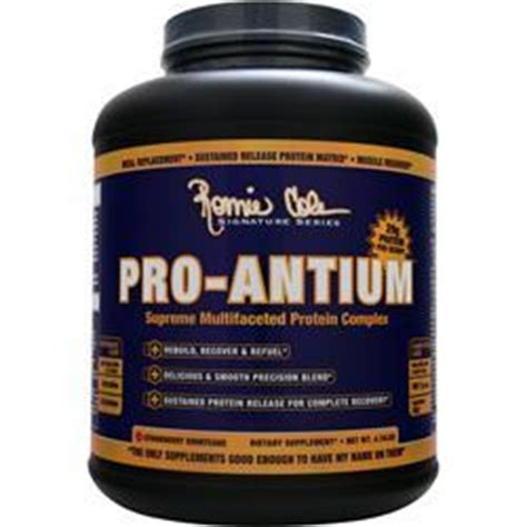 Whey Protein Pro Antium ronnie coleman pro antium supreme multifaceted protein complex on sale at allstarhealth