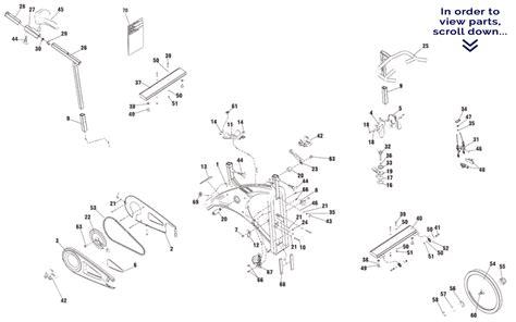 schwinn airdyne parts diagram schwinn ic evolution parts schwinn stationary bikes