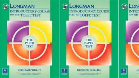 Cd Audio Longman Introductory Course For Toefltest Ibt 2nd Edition deborah phillips pearson japan ltd
