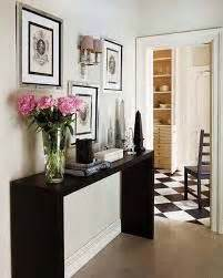 Decorating A Hallway Entrance by Best 25 Small Entrance Halls Ideas On Small
