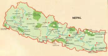 Nepal Maps by Nepal Map Related Keywords Amp Suggestions Nepal Map Long