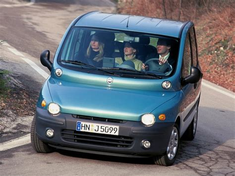 fiat multipla 8 worst cars of modern times auto class magazine