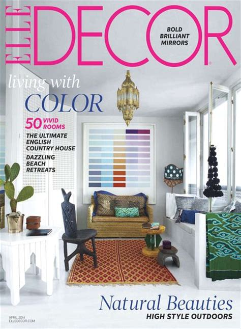 magazine decor download elle decor april 2014 pdf magazine
