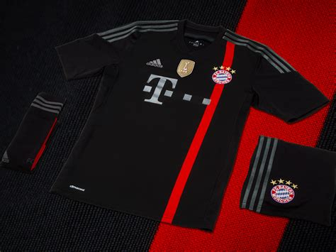 Jersey Bayern Munchen 3rd Kits Adidas Original adidas news adidas unveils new bayern munich 2014 2015 third kit