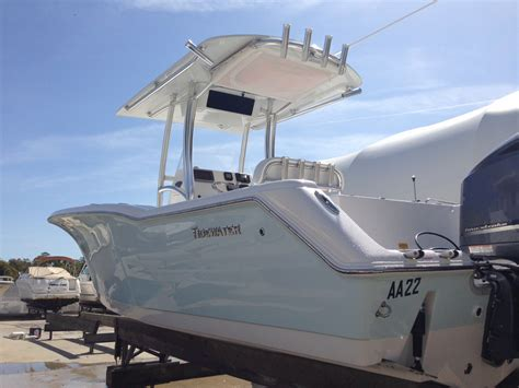waxing aluminum boat hull 2013 tidewater 230cc updated pictures the hull truth