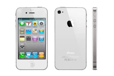 4 the of go l d apple iphone 4 32 go la fiche technique compl 232 te 01net