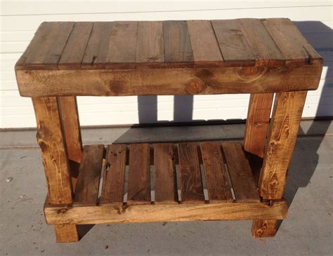 pallet entry table   home pinterest