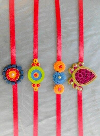 Handmade Rakhi - best 25 handmade rakhi ideas on handmade