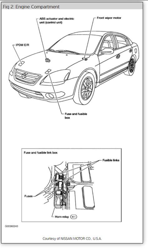 2008 nissan altima door lock fuse nissan altima 2008 sedan fuse box size for circuit free