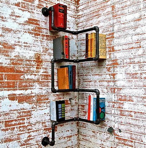 10 diy inspiring bookshelf designs