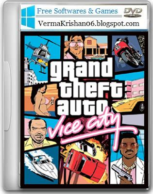 gta vice city pc free softwares and games