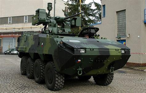 tank pandur ii dipasang turret canon 105mm jakartagreater