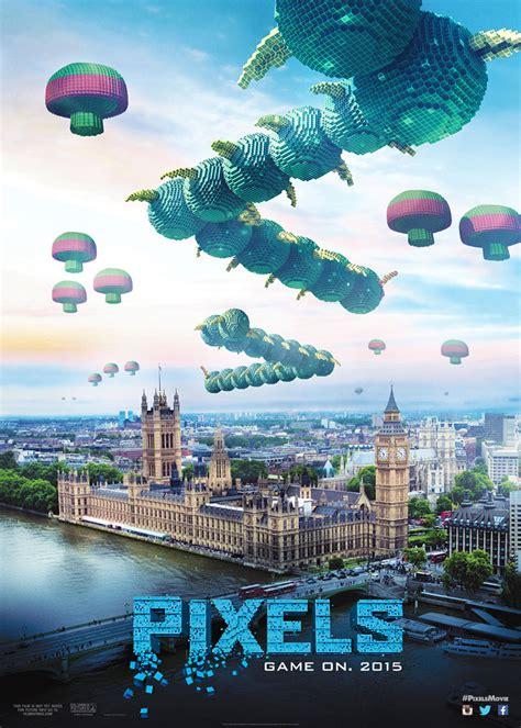 pixels   trailer release date cast plot