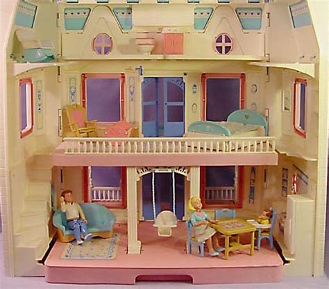 fisherprice dolls house 4600 74600 fisher price dream doll house