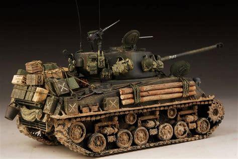 mae sherman awesome scale models model tanks