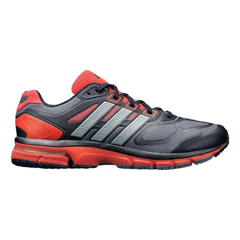 adidas road running shoes mens adidas supernova glide 6 boost running shoe at road
