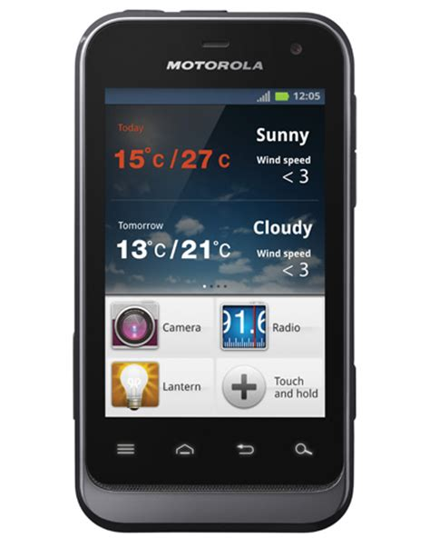 Motorola Rugged Smartphone by Motorola Defy Mini Rugged Android Smartphone The Register