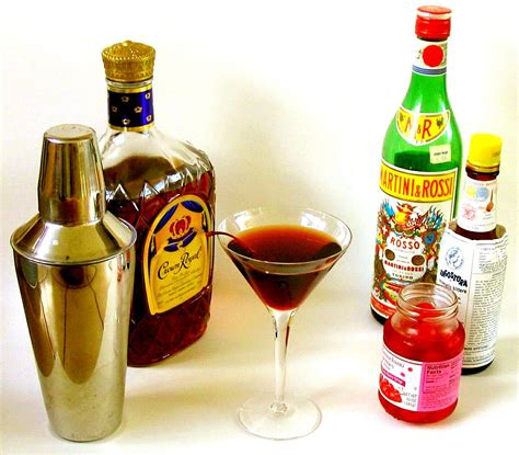 liqueur martini manhattan cocktail wikipedia