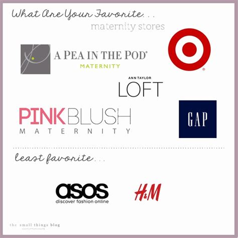 stores with maternity sections what are your favorite maternity stores the small