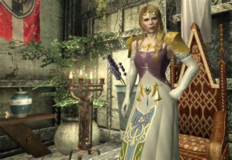 Wedding Attire Skyrim by Princess S Attire At Skyrim Nexus Mods And Community