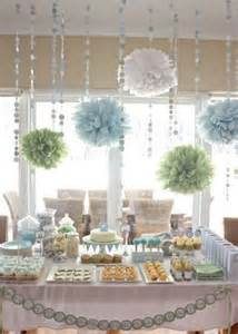 How To Decorate A Baby Shower by 35 Boy Baby Shower Decorations That Are Worth Trying