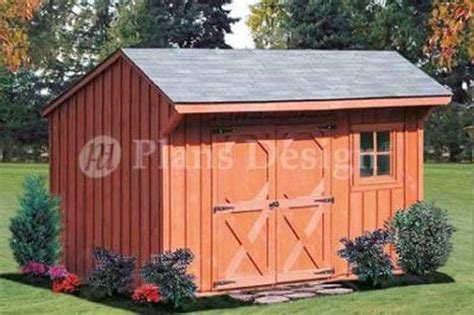 shed playhouse plans 6 x 10 storage shed playhouse saltbox plans material list included 70610 ebay