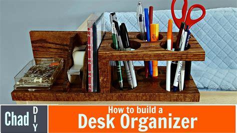 diy wooden desk organizer star wars at at theme x custom diy desk organizer youtube