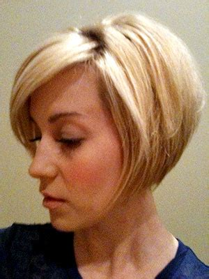 back view of kellie picklers hairstyles exclusive first look kellie pickler s new pixie cut