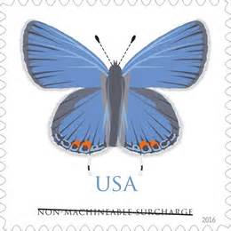 usps reveals eastern tailed blue butterfly stamp