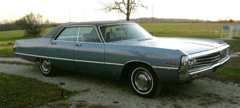 1971 Chrysler Newport by 1971 Chrysler Newport Custom Hardtop 4 Door 440