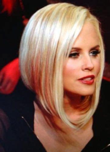 jenny mccarthy view dark hair 72 blonde straight bob haircuts best blonde bob cuts
